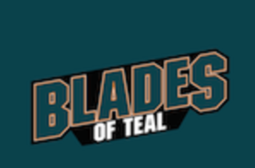 Blades Of Teal