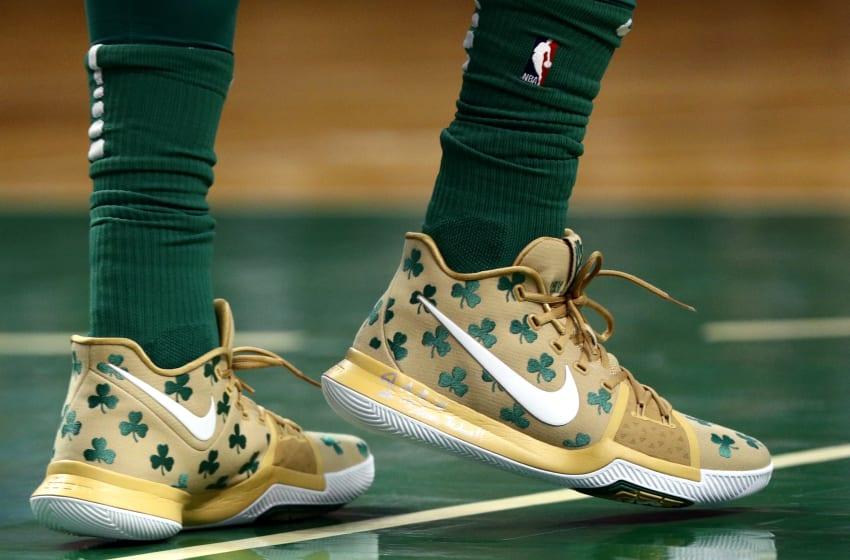 Boston Celtics: Top 5 Kyrie's that