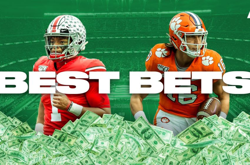 who to bet on in college football this week