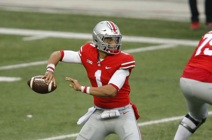Justin Fields, Ohio State football, 2021 NFL Draft