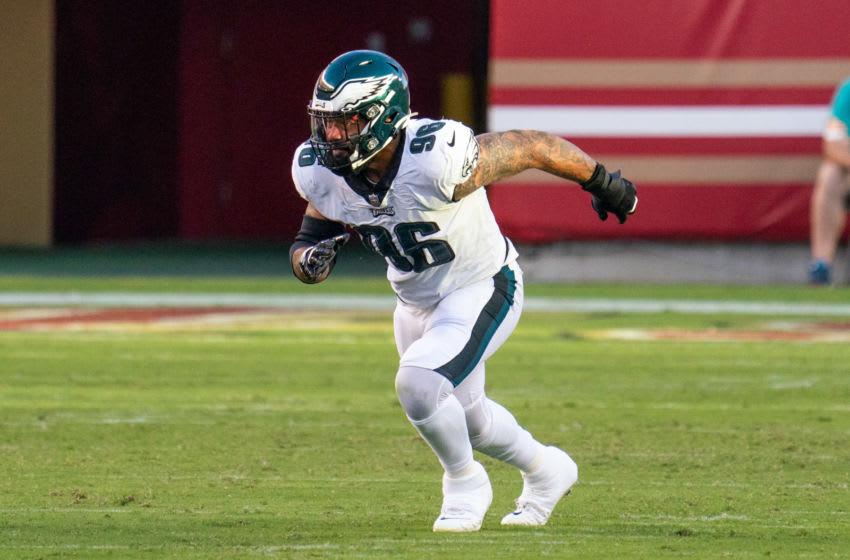 Derek Barnett, Philadelphia Eagles