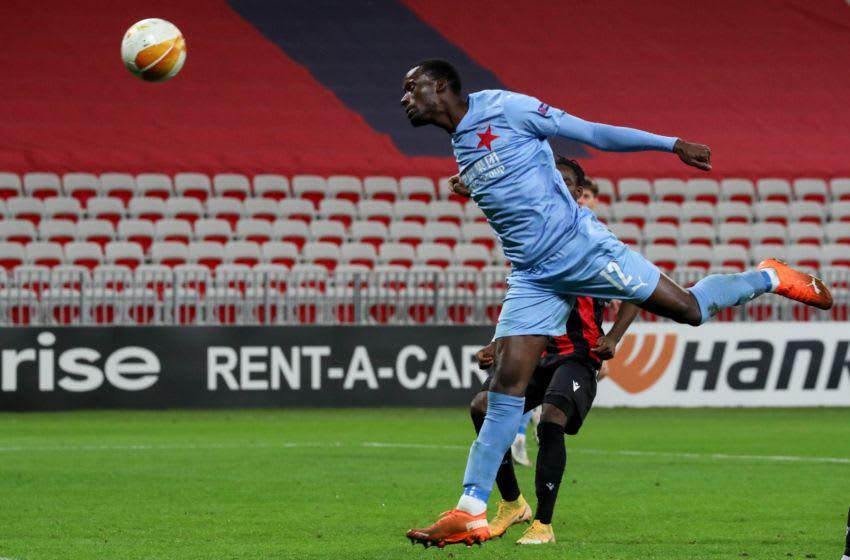 West Ham target Abdallah Sima.