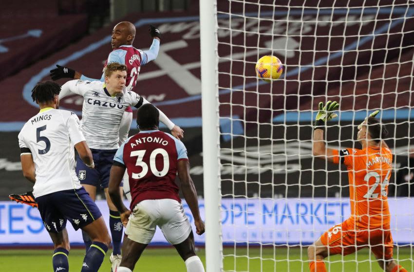 Angelo Ogbonna, West Ham.