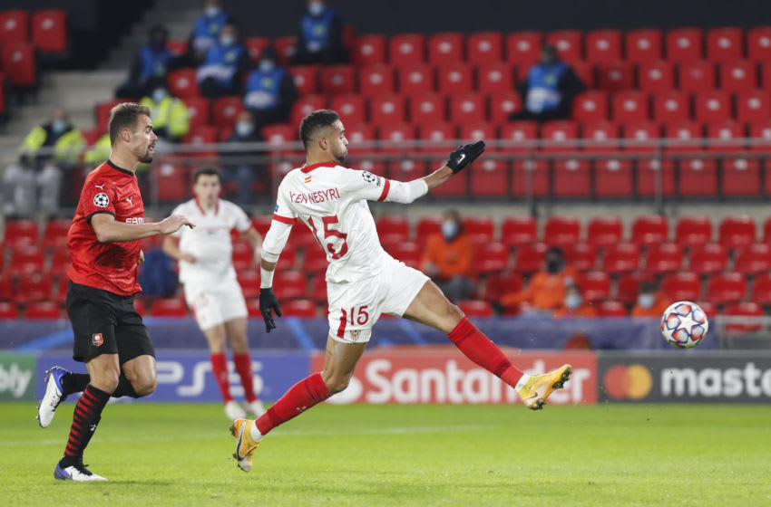 West Ham target Youssef En-Nesyri.
