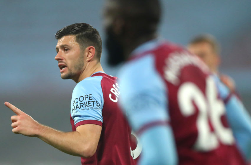 Cresswell has become one of West Ham's key players.