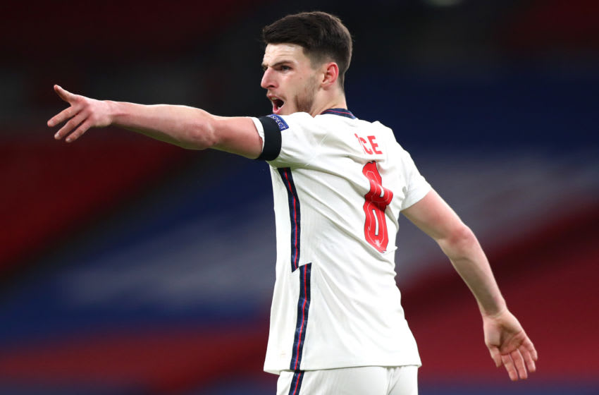 Declan Rice has been linked to Chelsea throughout the last year.