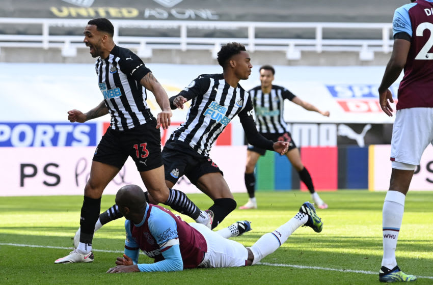 West Ham concede