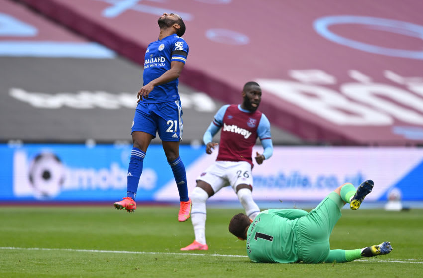 West Ham's Lukasz Fabianski save