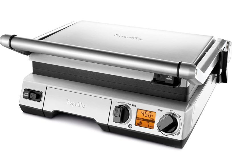 Breville Indoor Smokeless Grill