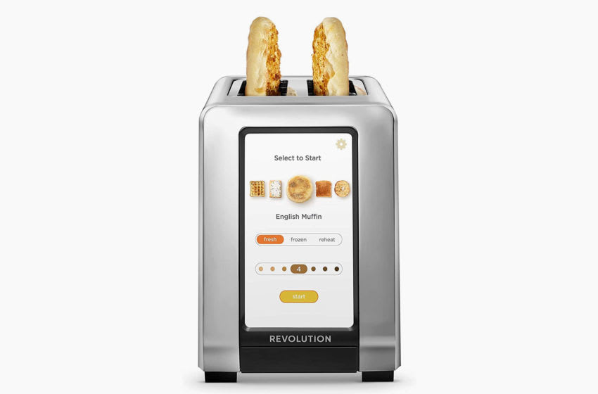 Revolution Cooking Smart Toaster