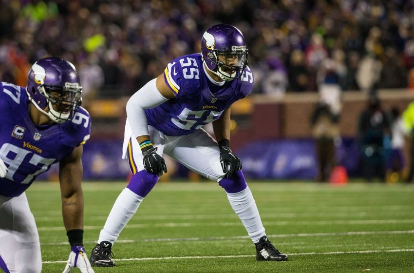 Minnesota Vikings Early Predictions For Roster Depth Chart Page 7