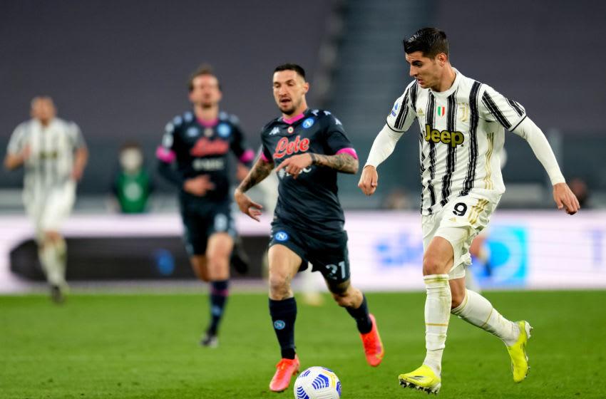 Juventus, Alvaro Morata