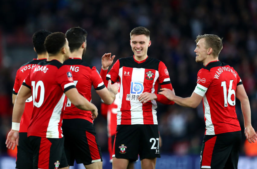 Southampton New Contract Just The Beginning For Will Smallbone At Saints