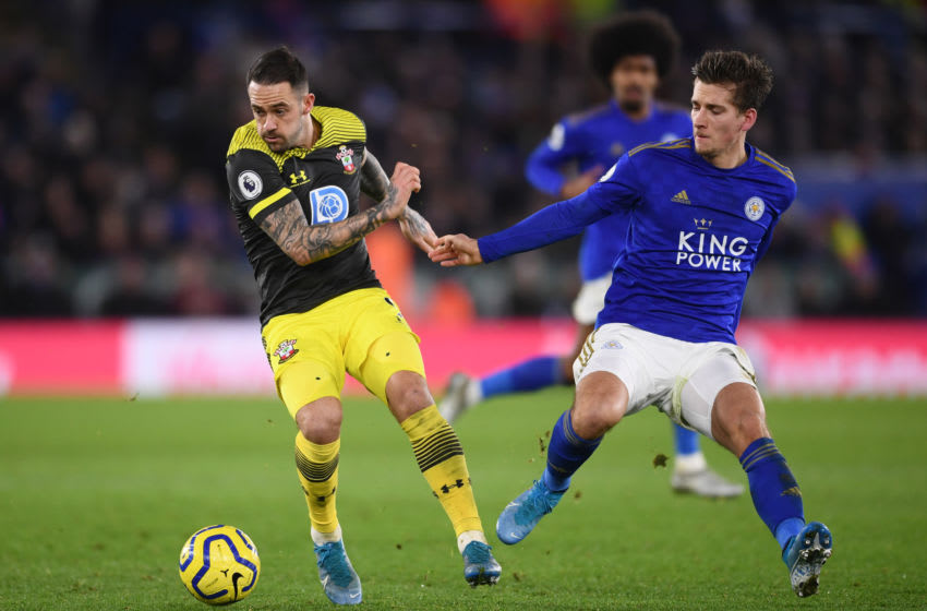Leicester City 1 2 Southampton Premier League Saints Player Ratings