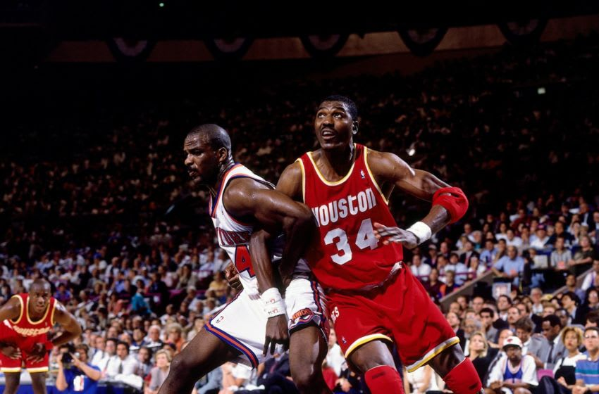 Hakeem Olajuwon, Houston Rockets
