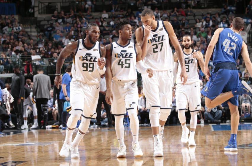 Utah Jazz <a rel=