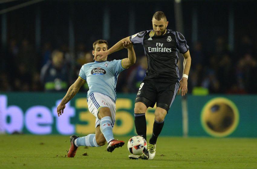 Celta De Vigo Real Madrid