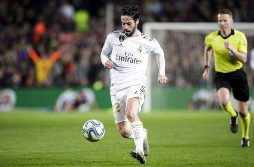Real Madrid CAM Isco