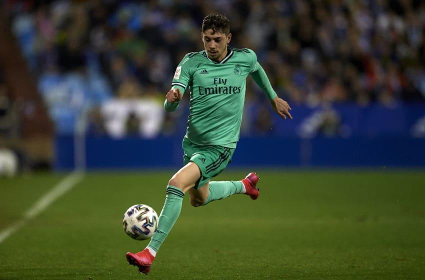 Real Madrid, Fede Valverde