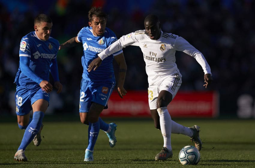 Real Madrid Vs Getafe Full Player Ratings From 3 0 Win Page 2