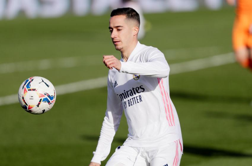 Real Madrid, Lucas Vazquez