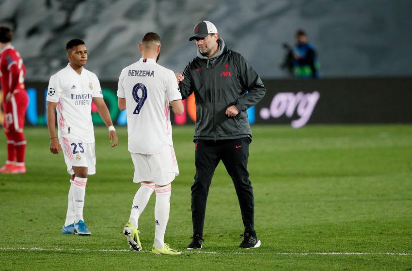 Real Madrid, Karim Benzema