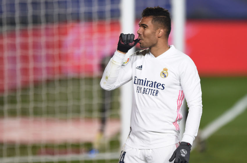 Real Madrid, Casemiro