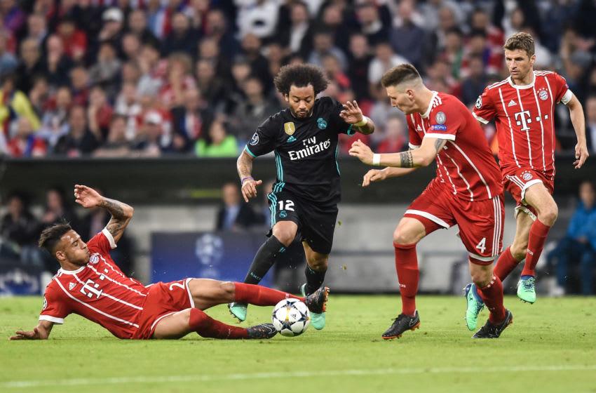 Bayern Real Madrid Tickets