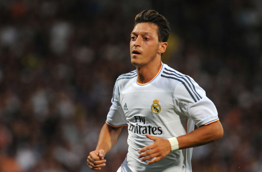 Ex Real Madrid Player Mesut Özil