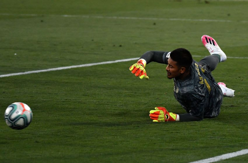 Real Madrid Alphonse Areola