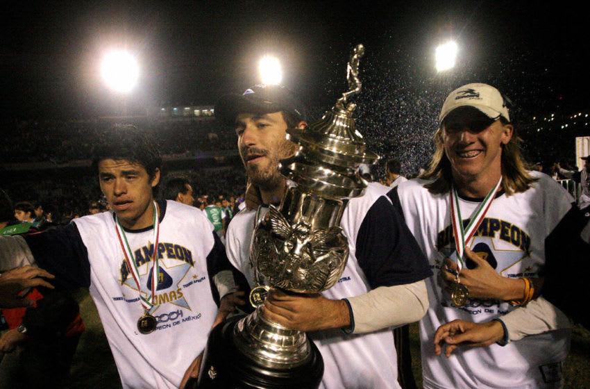 Year or Pumas 2004