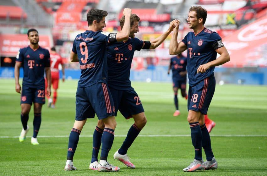 Takeaways As Bayern Munich Claim Victory Against Bayer