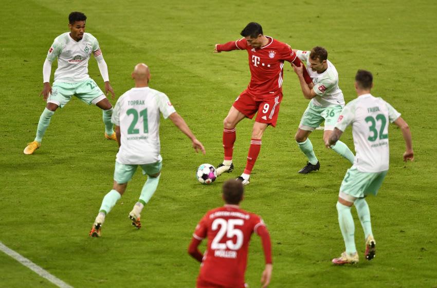 Bayern Munich Takeaways From Draw Against Werder Bremen