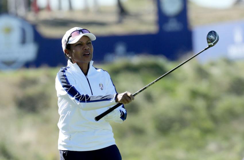 Blair O'Neal, lone woman in LPGA TOC celeb field - Page 2