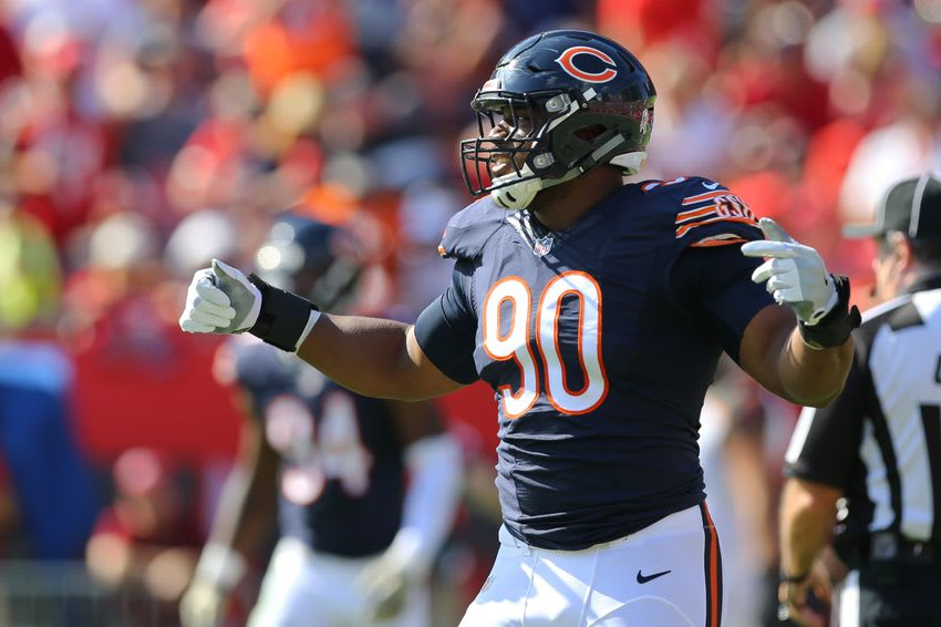 Chicago Bears Free Agency Preview Part II: 2017 Defensive ...