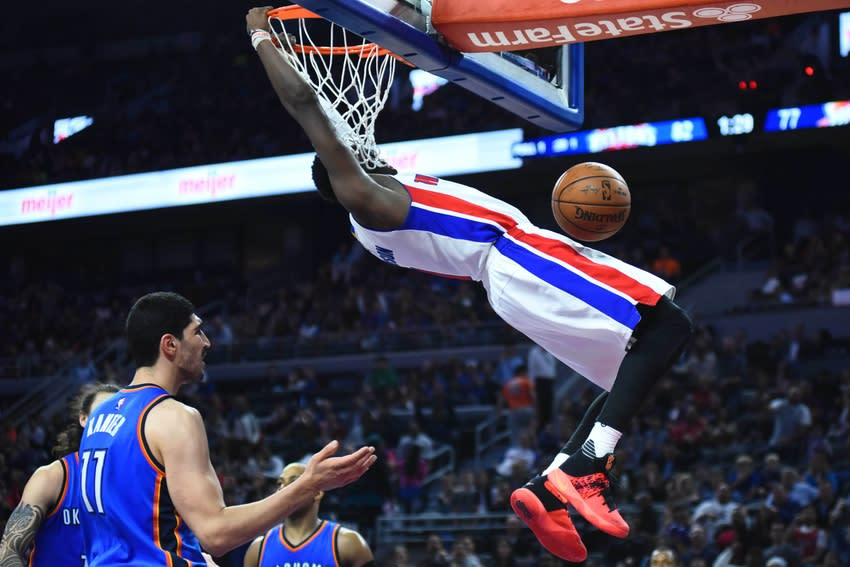 Detroit Pistons player profile: Reggie Jackson