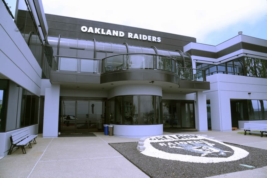 Oakland Raiders Depth Chart Surprises