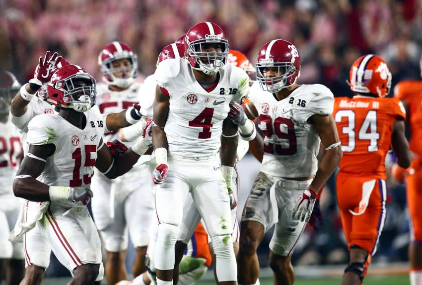2017 NFL Draft: Alabama's Top NFL Draft Prospects