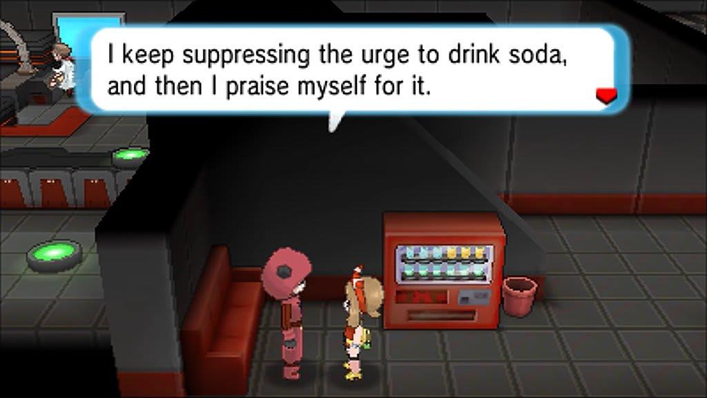pokemon omega ruby soda machine