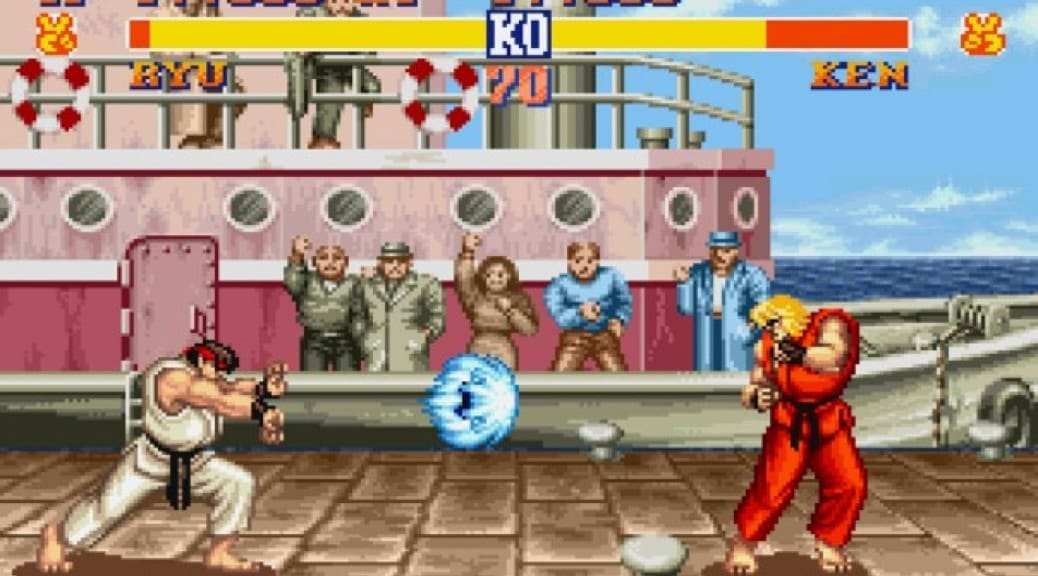 Capcom Bringing Back Street Fighter Ii The Way It Was Meant To Be Played