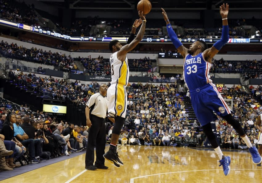 Auto Credit Usa Fort Wayne Indiana >> How Do This Year's Indiana Pacers Starters Stack Up Against Last Year's? - Page 7