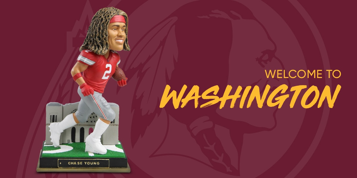 Washington Redskins Get Your Chase Young Gear Now