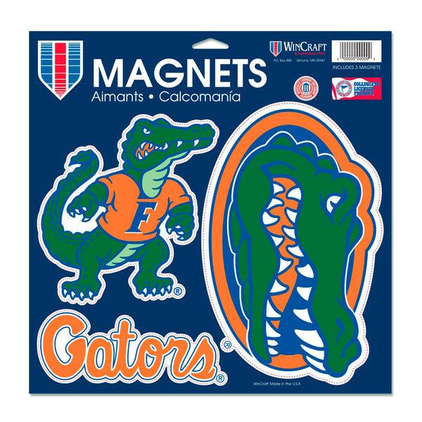 11 Florida Gators Albert Magnet