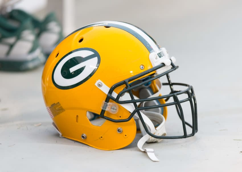 Green Bay Packers Ernie Smith Wore 45 Well Page 2