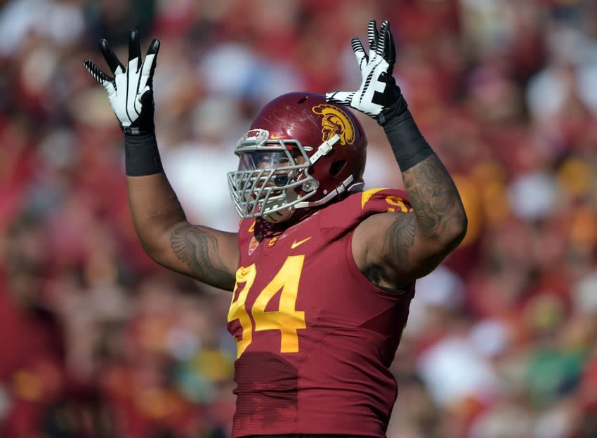 USC football has produced a wealth of dominant of defenders.