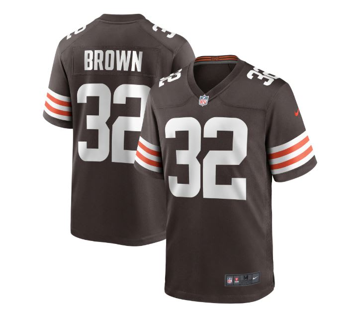 The 8 coolest Cleveland Browns jerseys you can get right now
