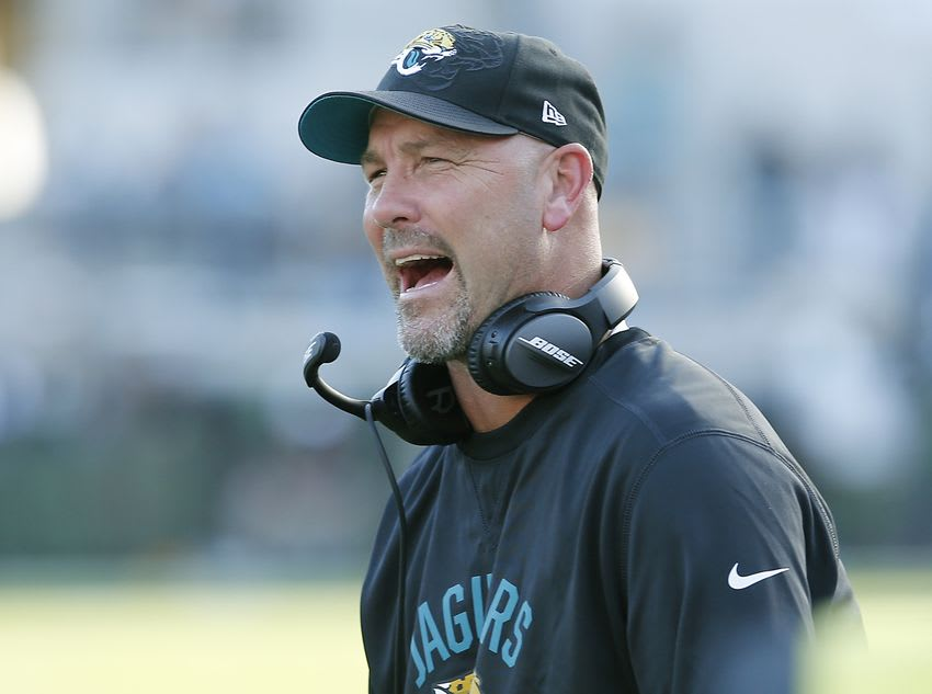 Jacksonville Jaguars: 5 mainstream replacements for Gus ...