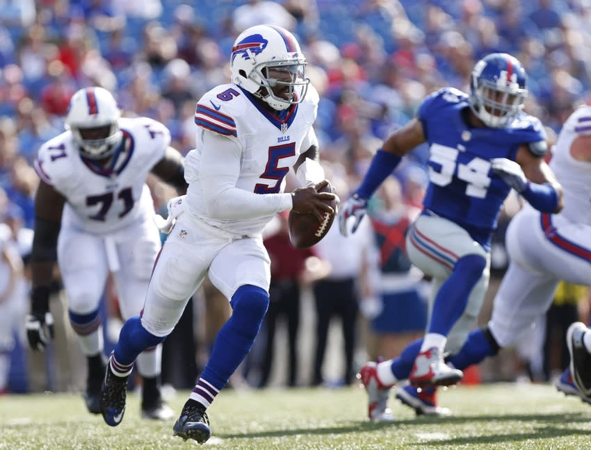 Buffalo Bills vs Ravens