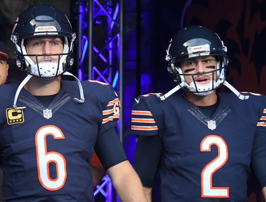 Chicago Bears Brian Hoyer Vs Jay Cutler Stat Comparison