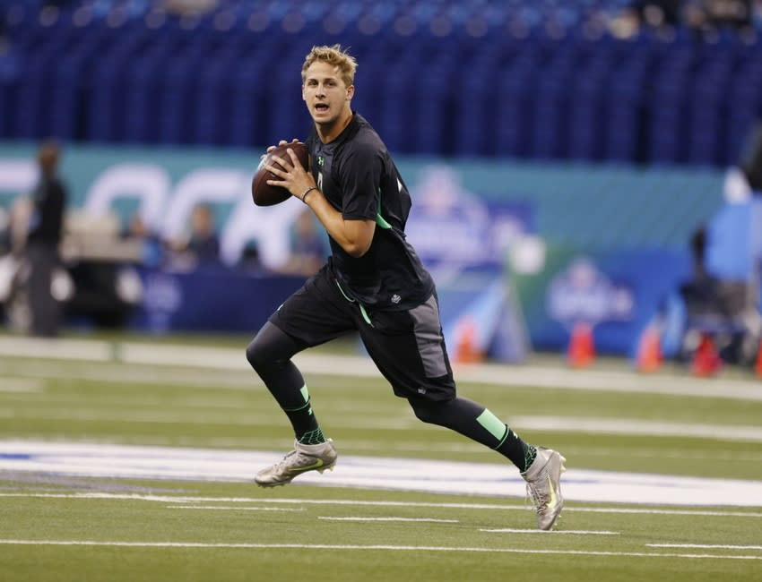 Jared Goff wants 49ers